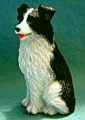 dollhouse Border collie